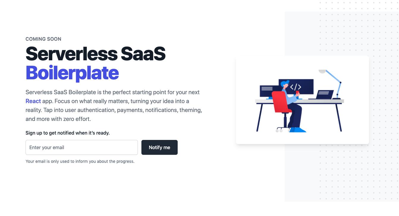 Serverless SaaS Starter-kit