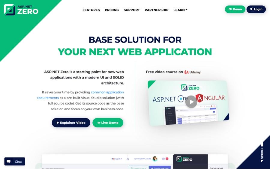 ASP.NET Zero